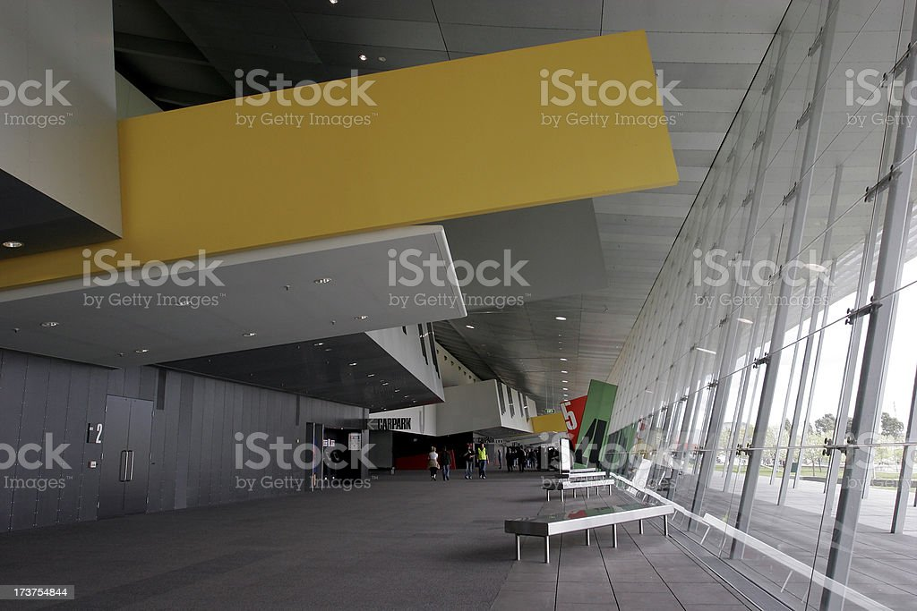 Conference Hall 2 royalty-free stock photo