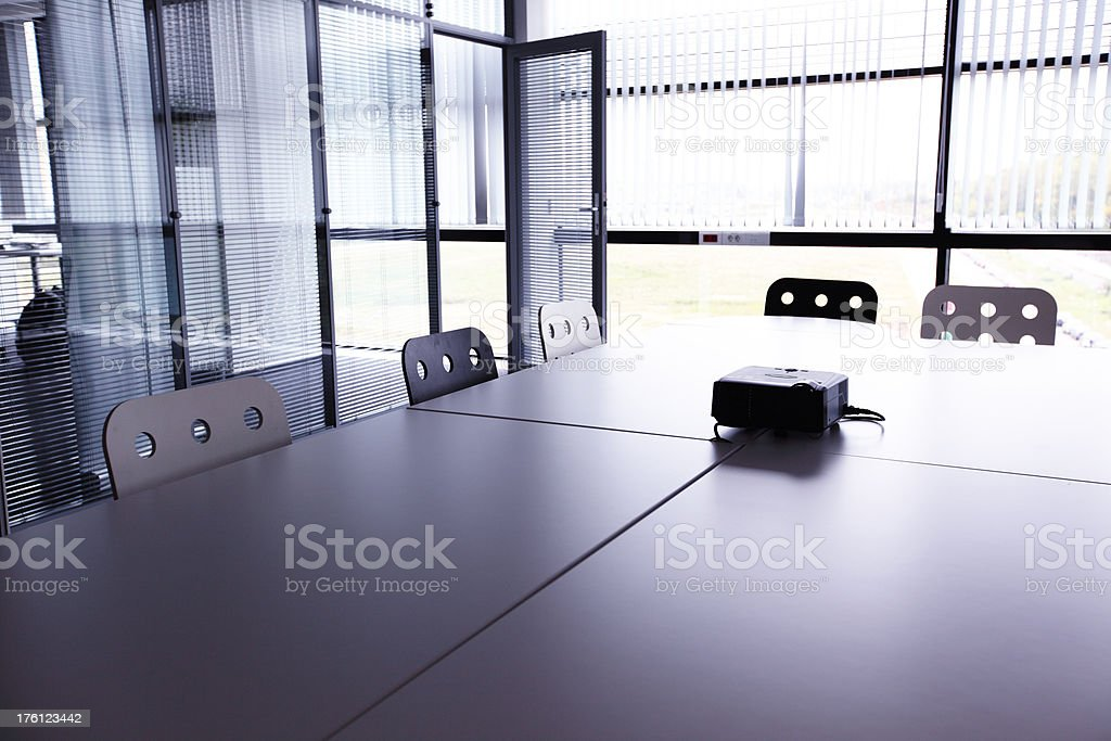 Conference halls royalty-free stock photo