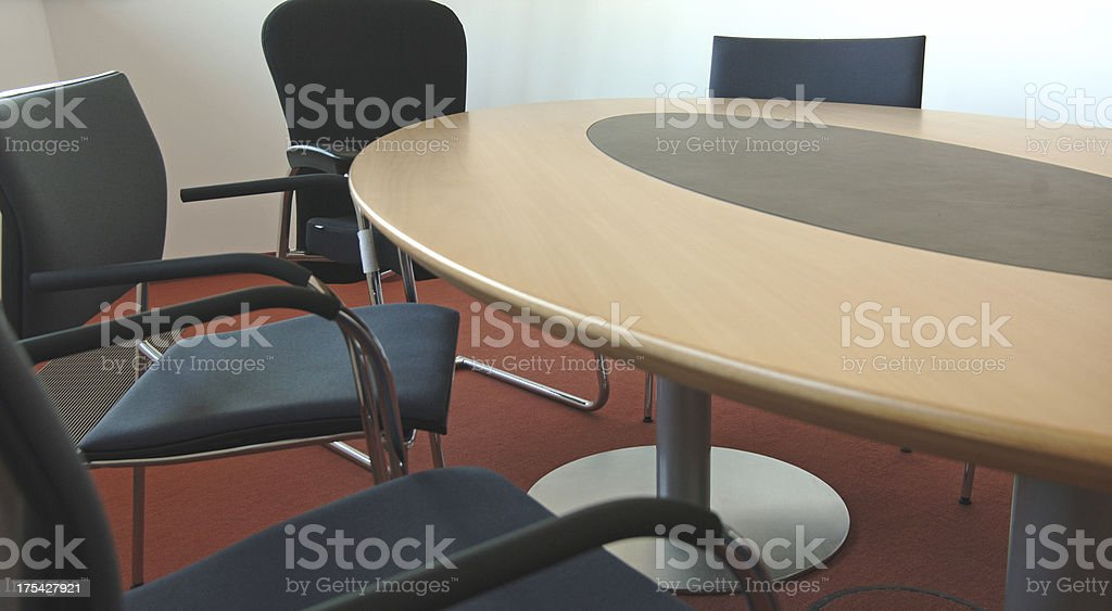conference room 2 royalty-free stock photo