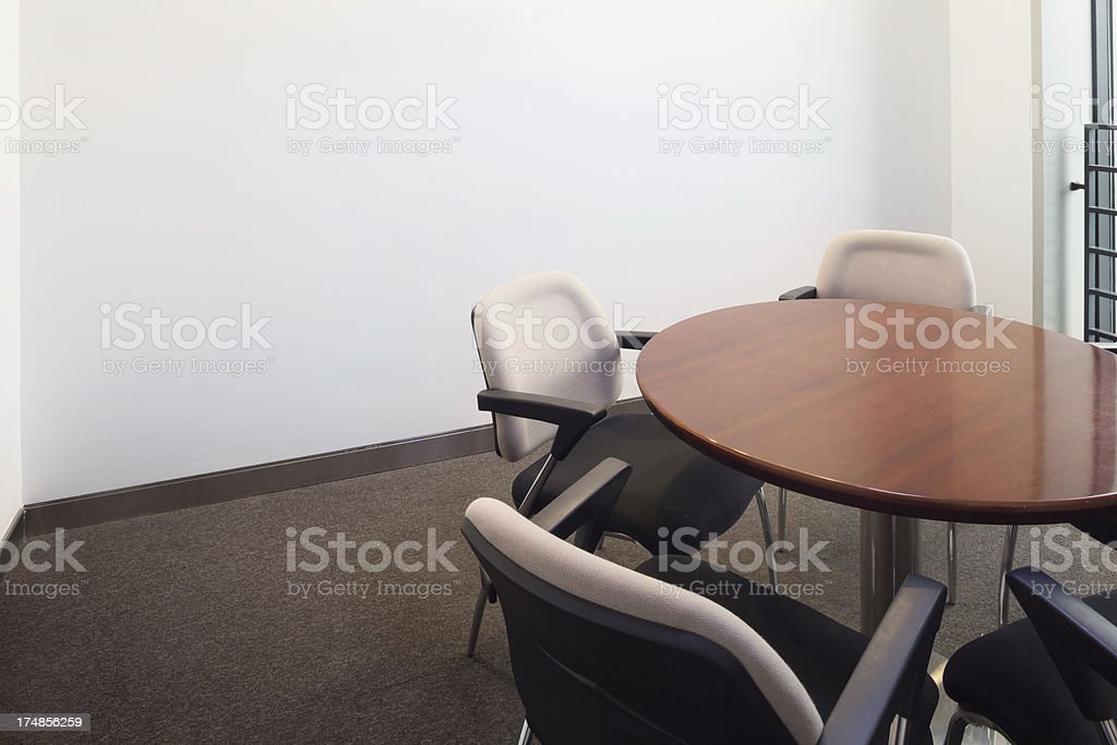 conference room interior royalty-free stock photo