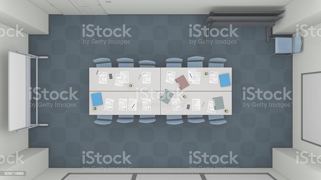 conference room stock photo