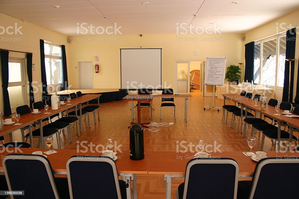conference roomff stock photo