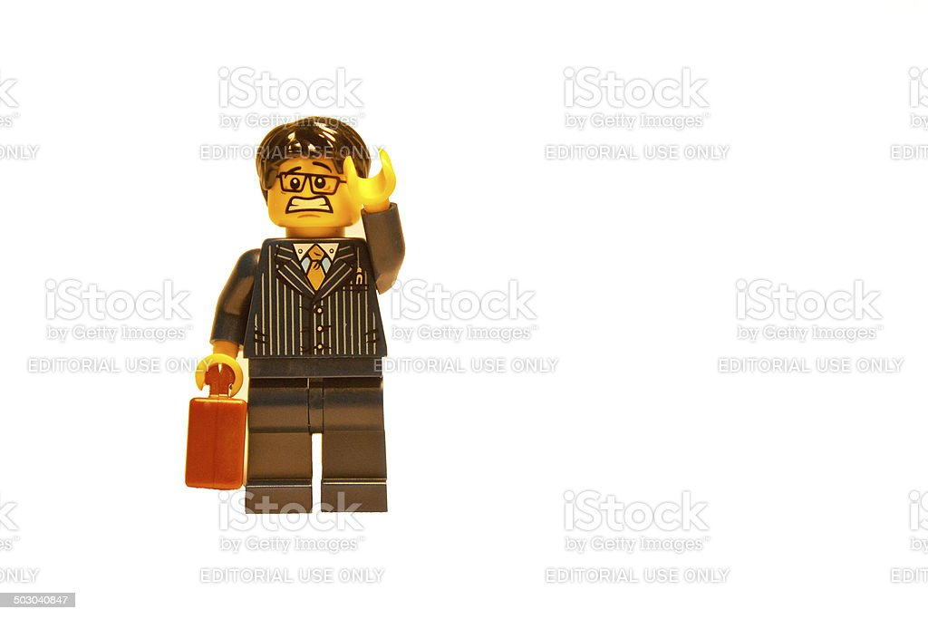 Confession Time ! stock photo