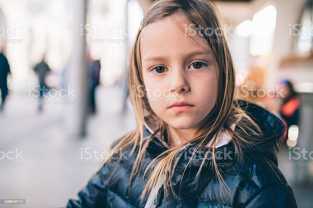 Confidence and determination! stock photo