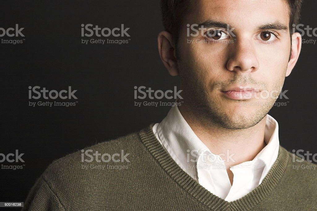 Confidence royalty-free stock photo