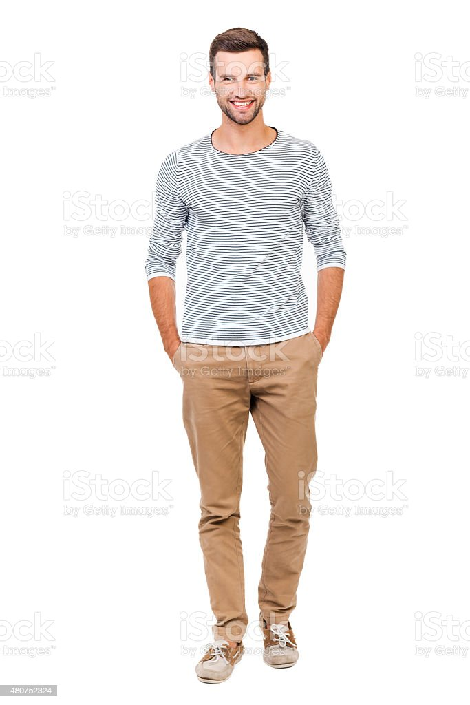 Confident and stylish. stock photo