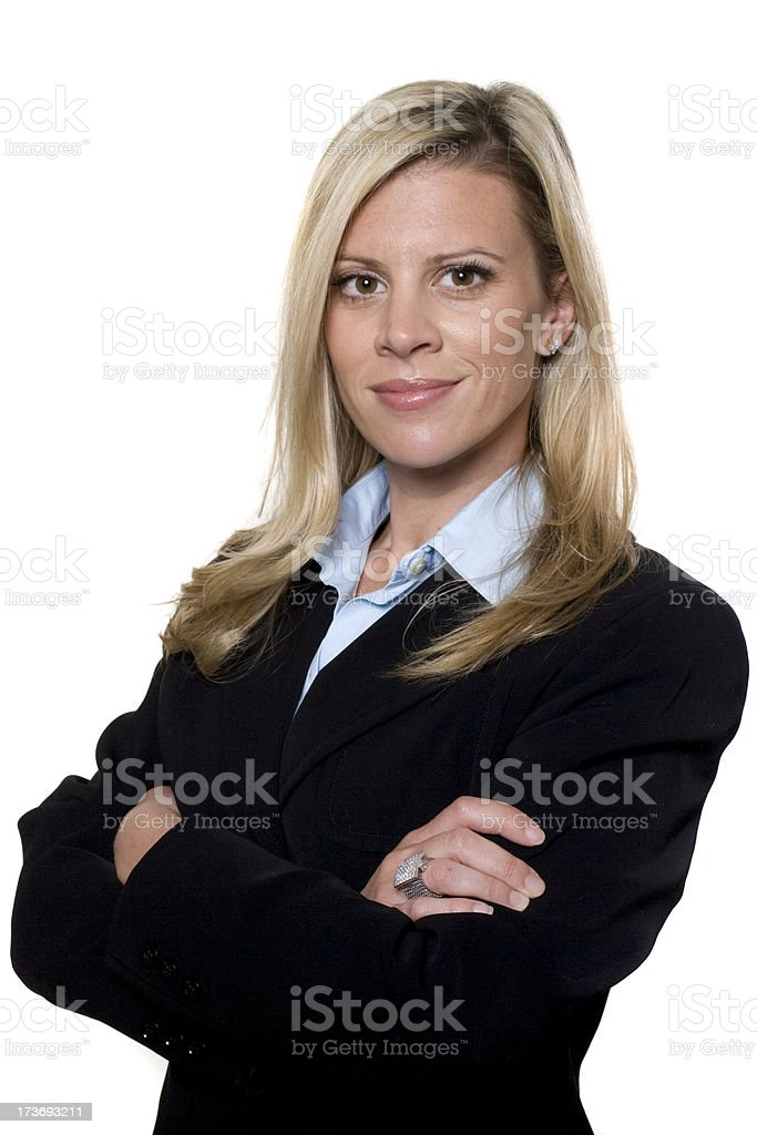 Confident Businesswomen royalty-free stock photo