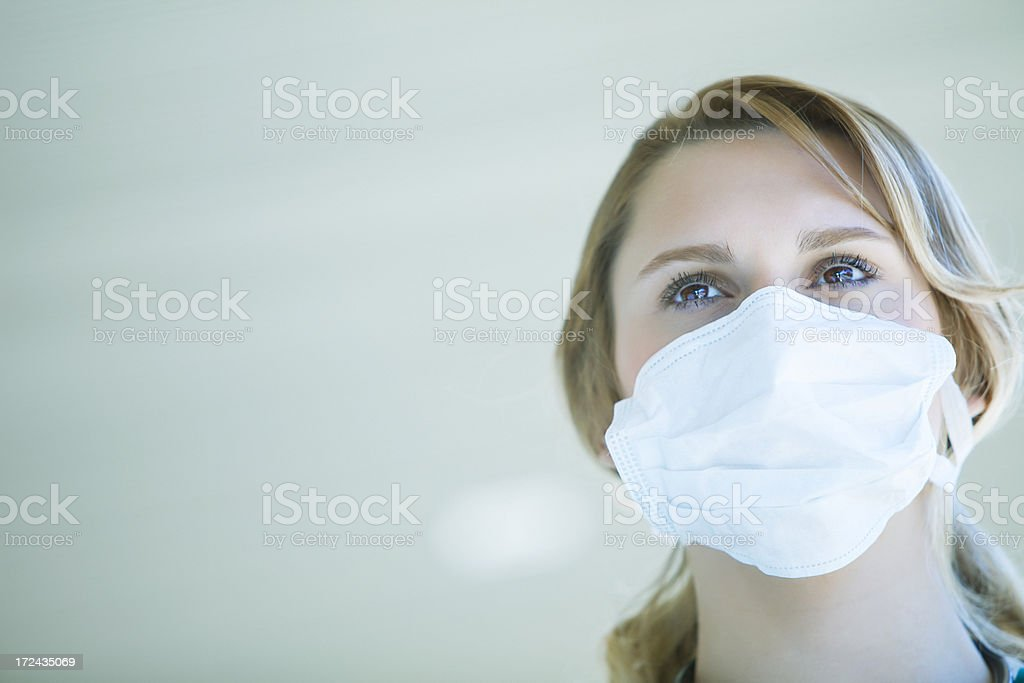 Confident Medical Doctor royalty-free stock photo