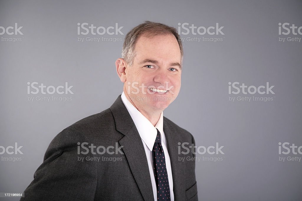 Confident royalty-free stock photo