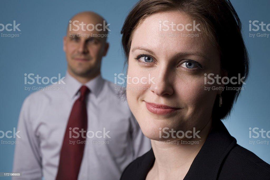 confident smile royalty-free stock photo