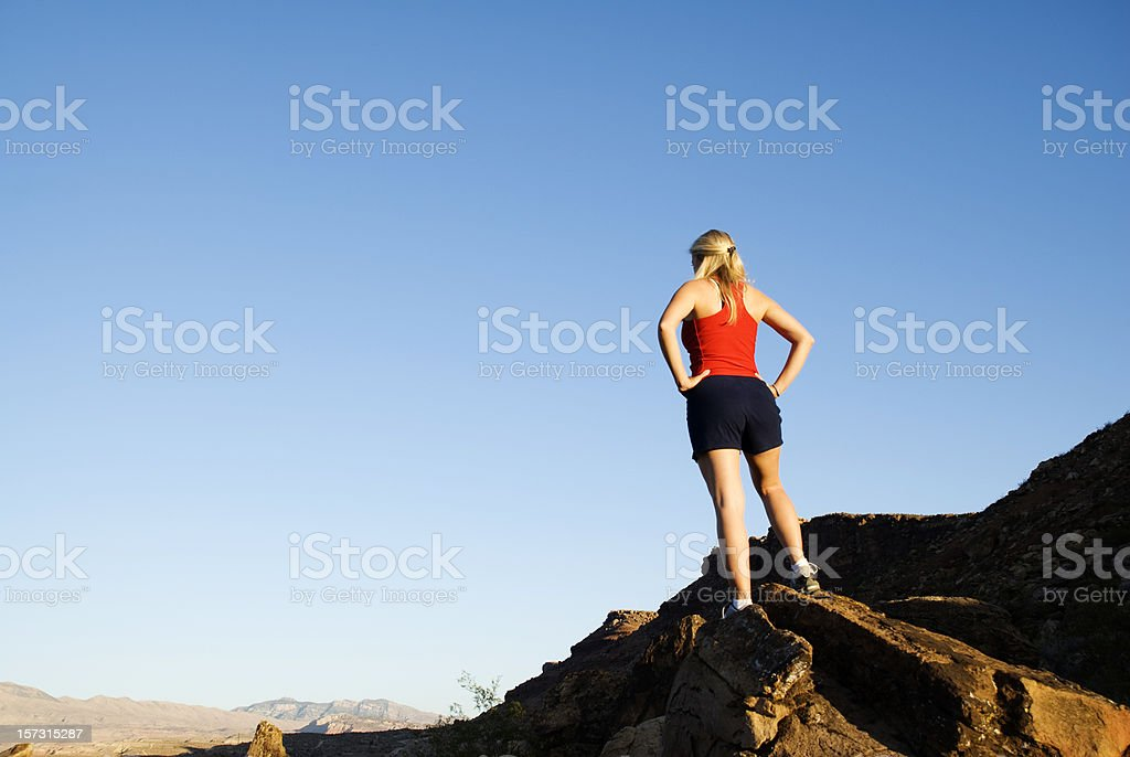 Confident Woman! royalty-free stock photo
