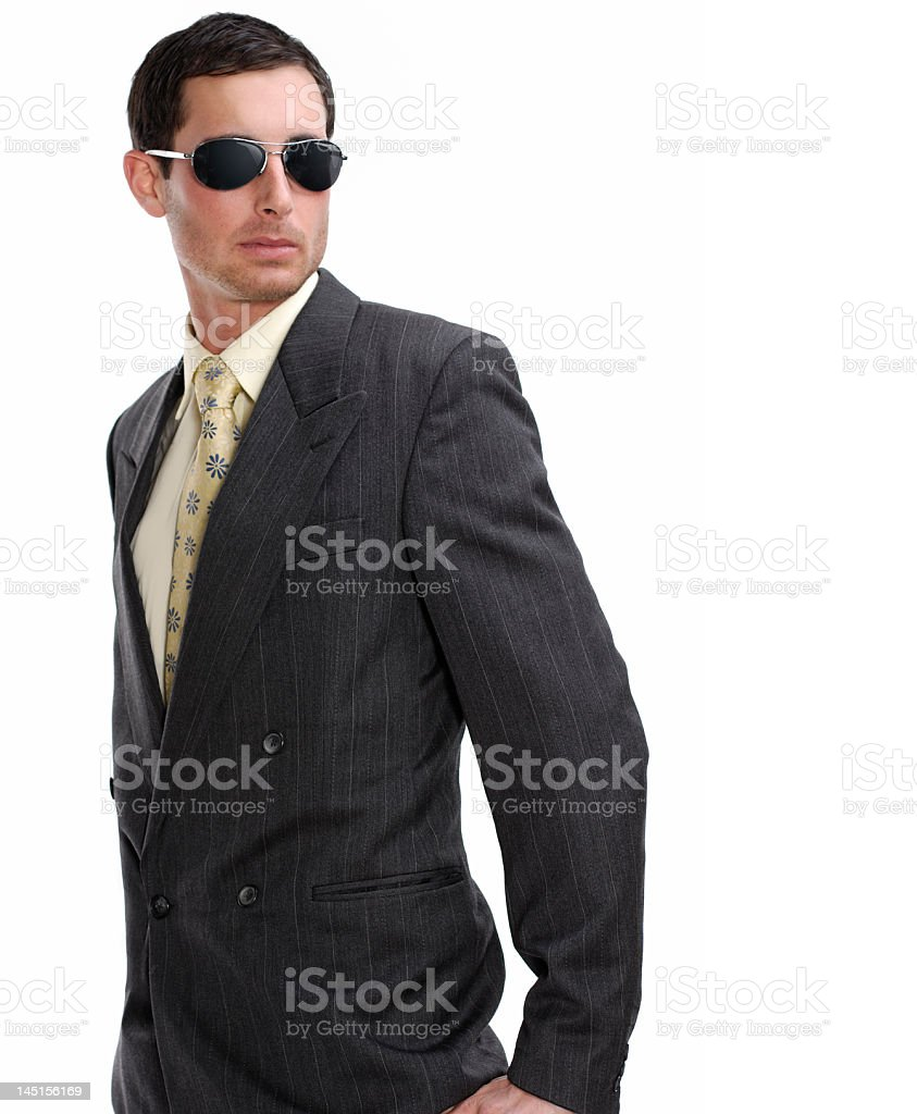 Confident Young Professional royalty-free stock photo