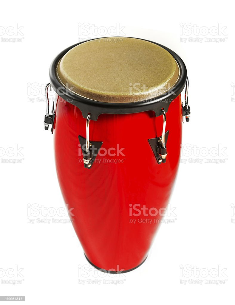 conga instrument stock photo