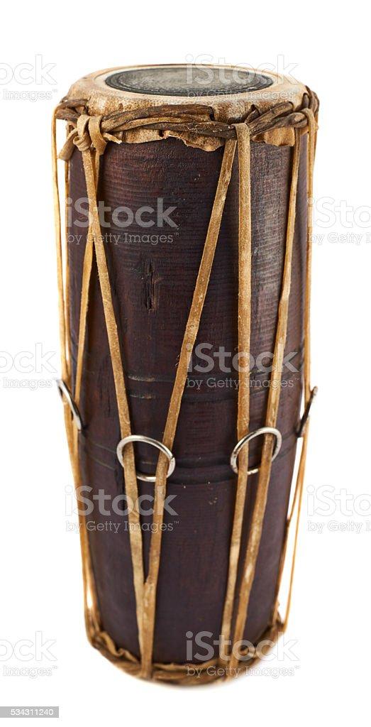 Conga percussion instrument stock photo
