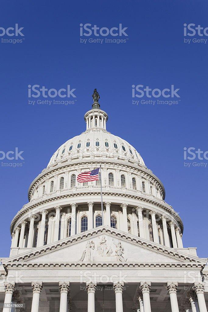 U.S. Congress stock photo