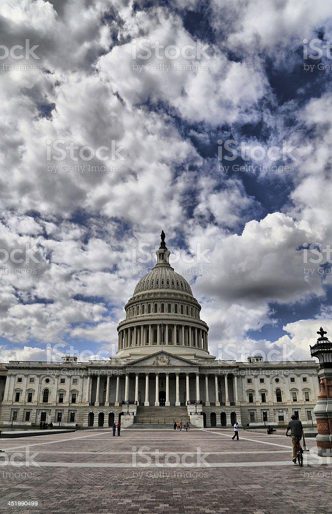 Congress stock photo