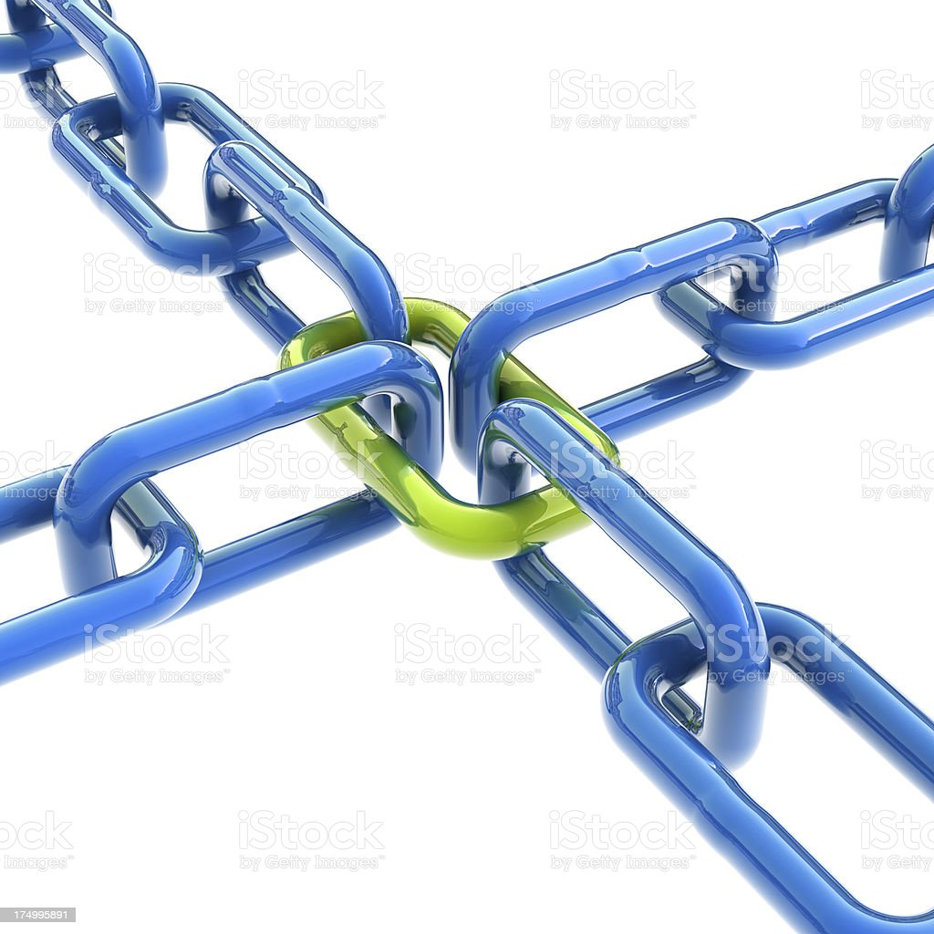 Connect! stock photo