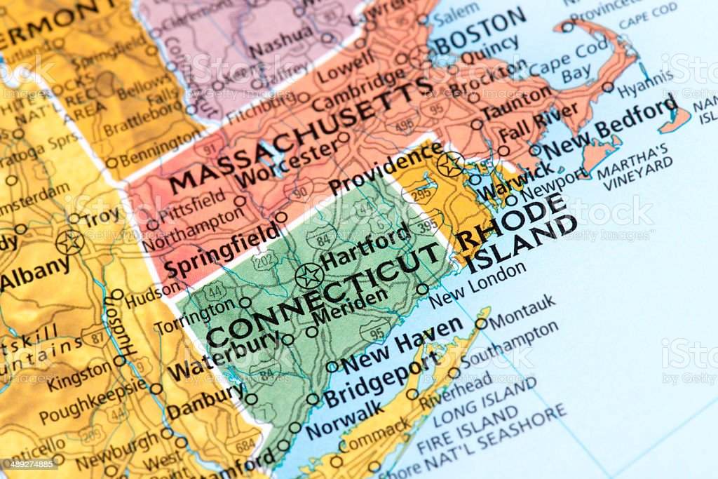 Connecticut stock photo