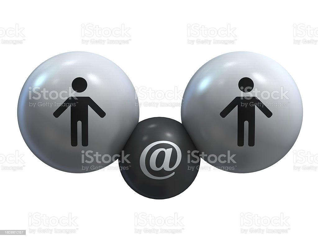 connection element royalty-free stock photo