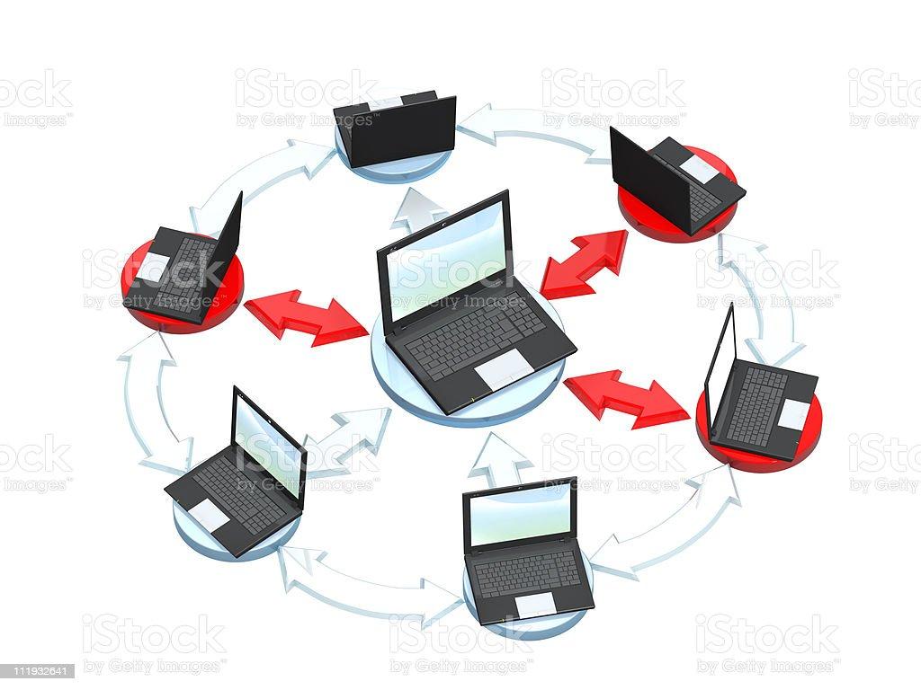 Connection error stock photo