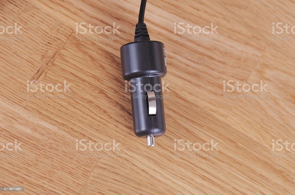 DC connector stock photo