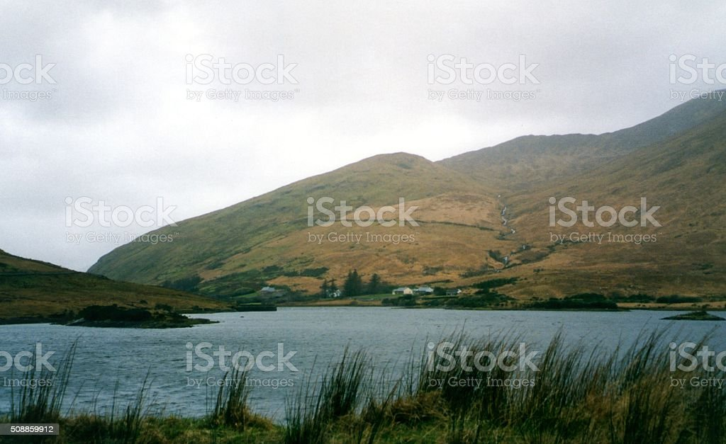 Connemara, Ireland stock photo