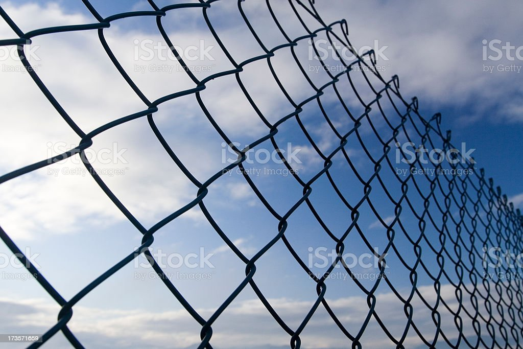Conquering Adversity royalty-free stock photo