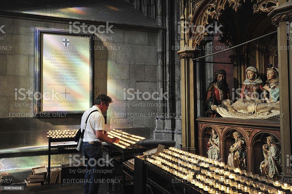 Consecrate stock photo