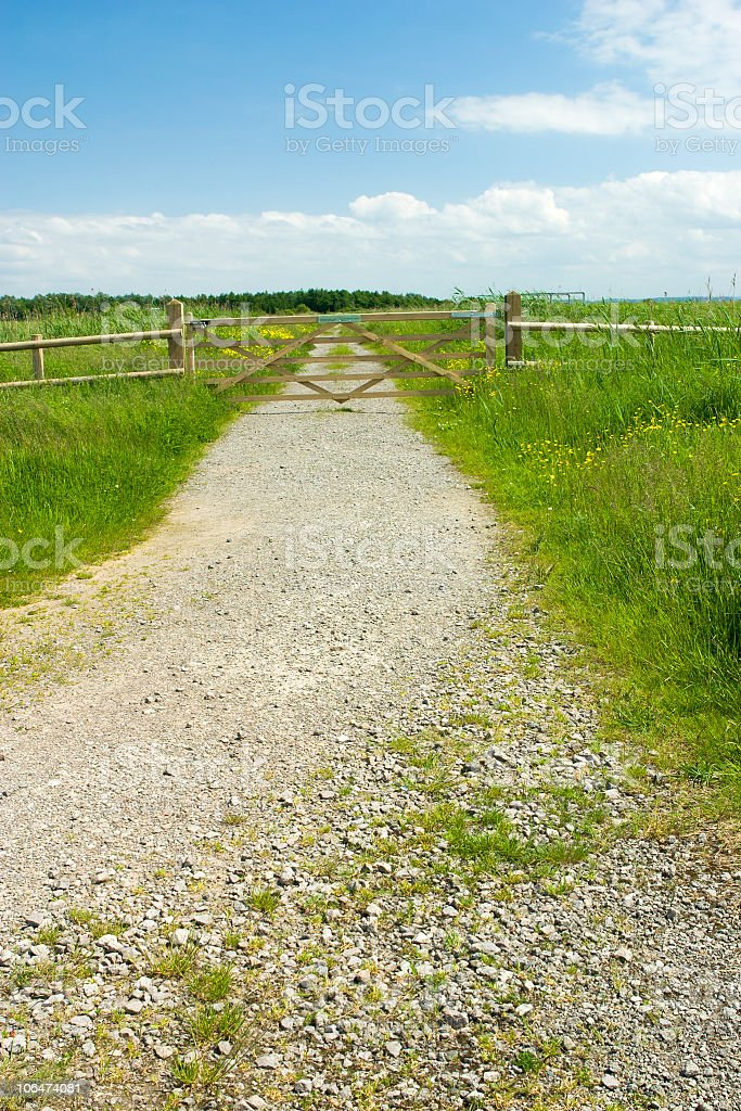 conservation area royalty-free stock photo