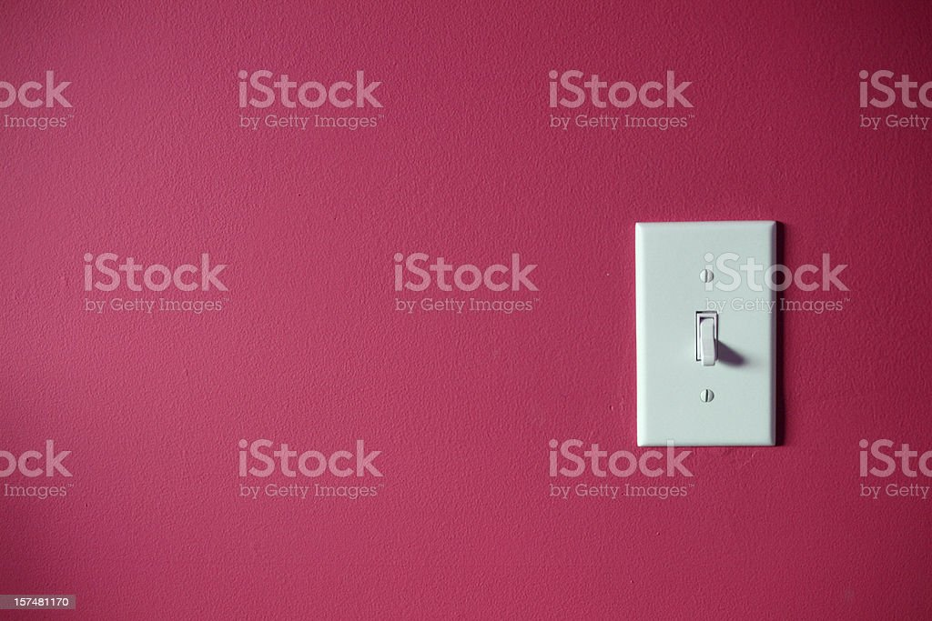 Conserving Power stock photo