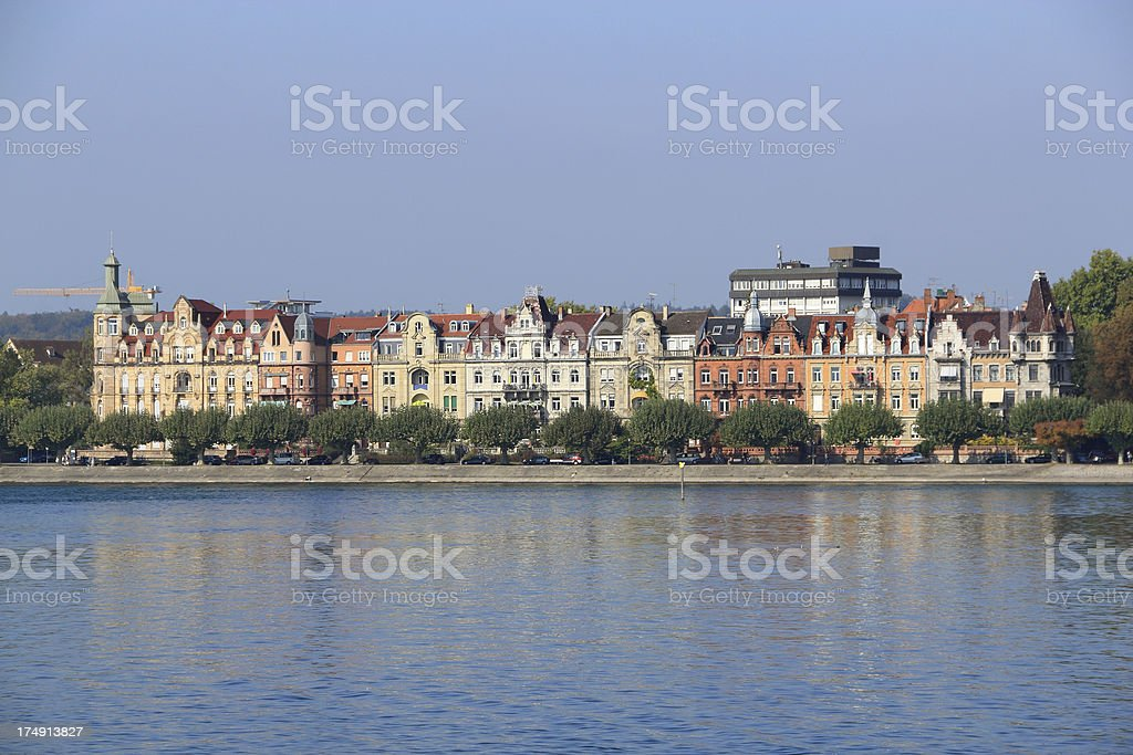 Constance/Germany royalty-free stock photo