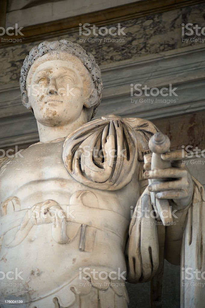 Constantine the Great 02 stock photo
