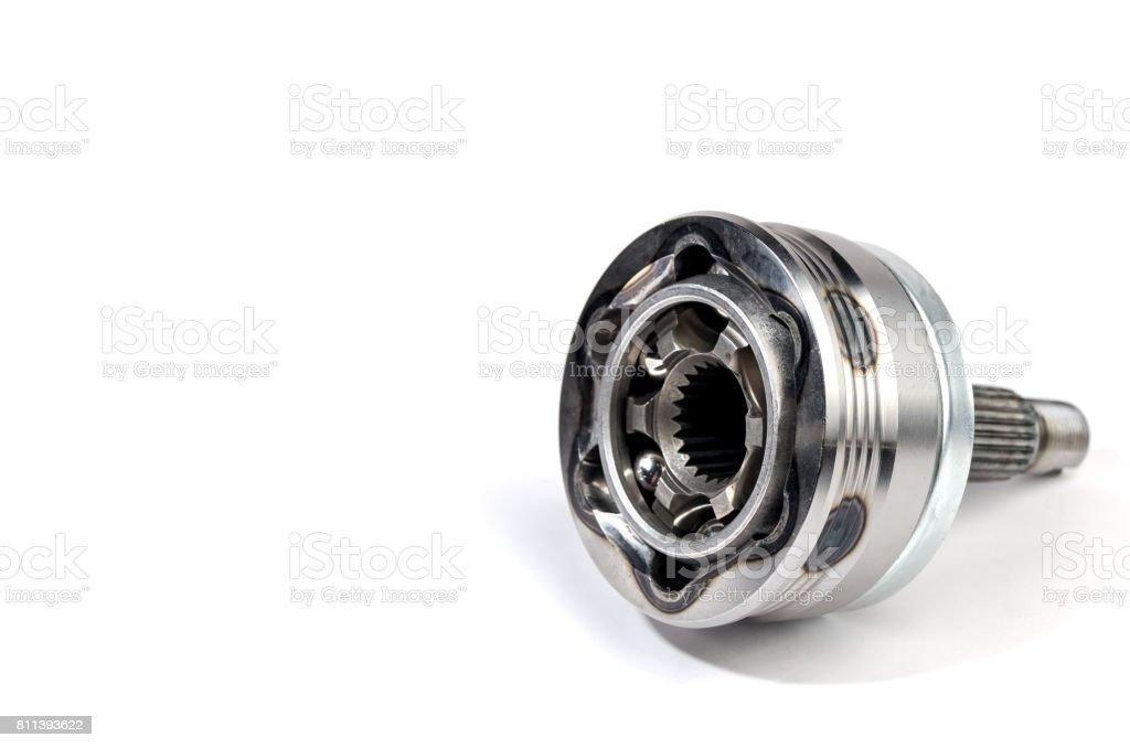 constant-velocity universal spheric joint new Brilliant stock photo