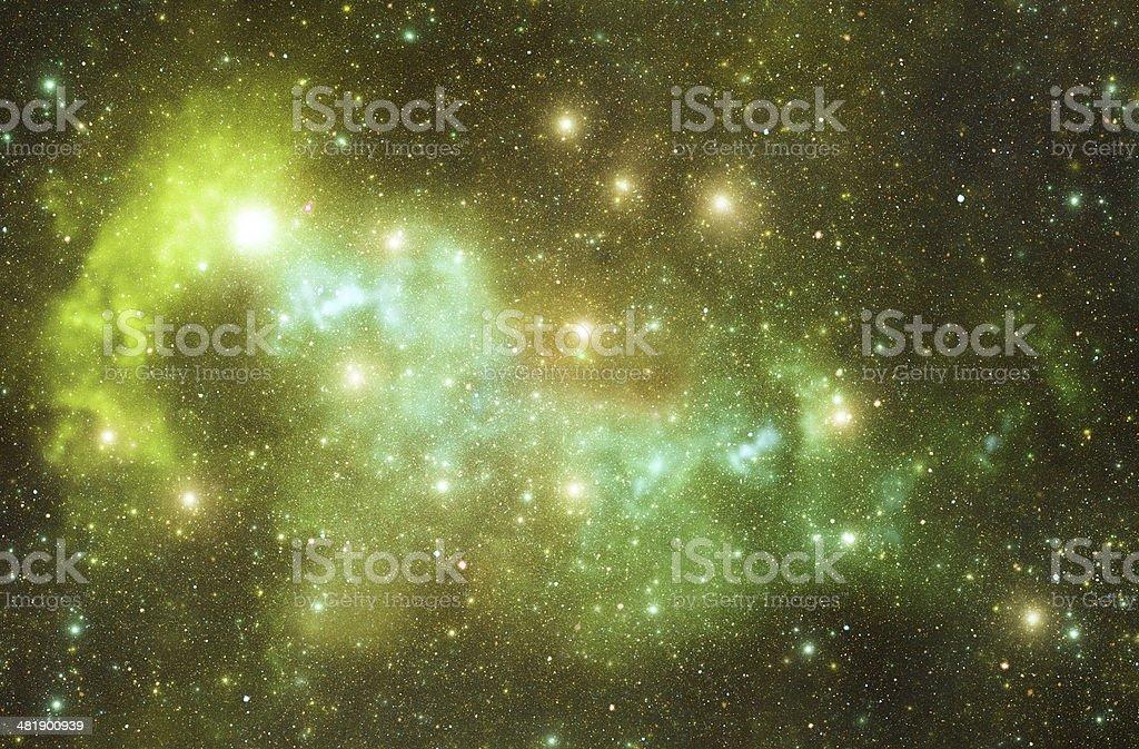 Constellations. Aquarius (zodiacal) stock photo