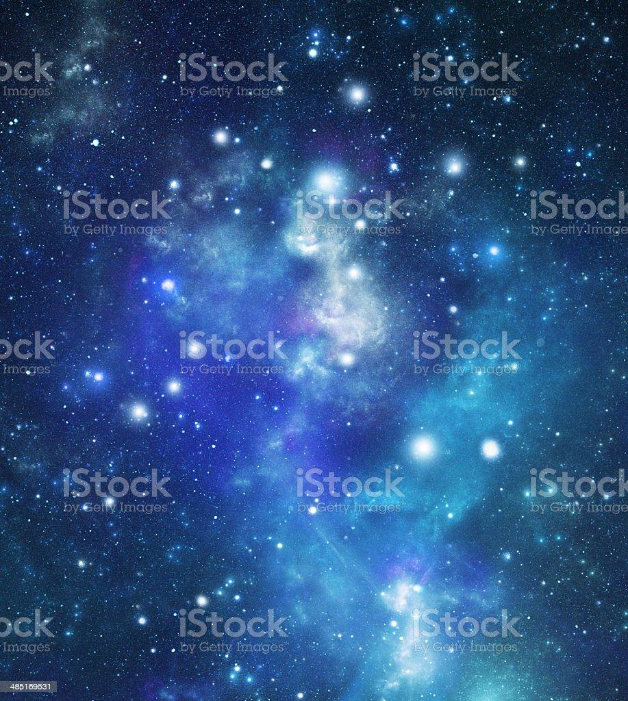 Constellations. Centaurus (Cen) stock photo