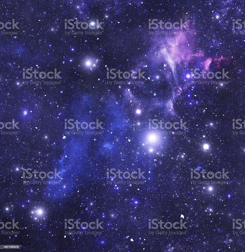 Constellations. Columba (Col) stock photo