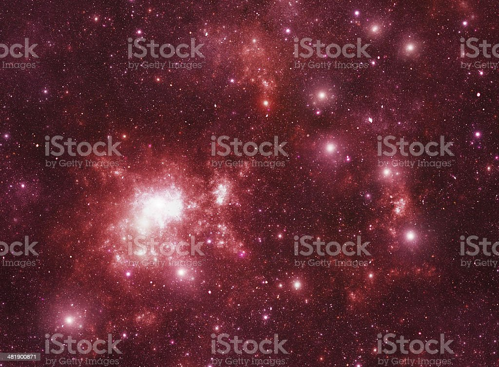 Constellations. Leo (zodiacal) royalty-free stock photo