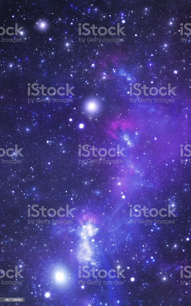 Constellations.  Pictor (Pic) stock photo