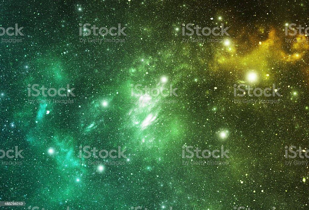 Constellations. Piscis Austrinus (PsA) royalty-free stock photo