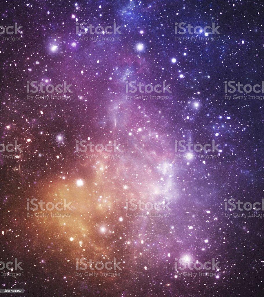Constellations. Vela (Vel) stock photo
