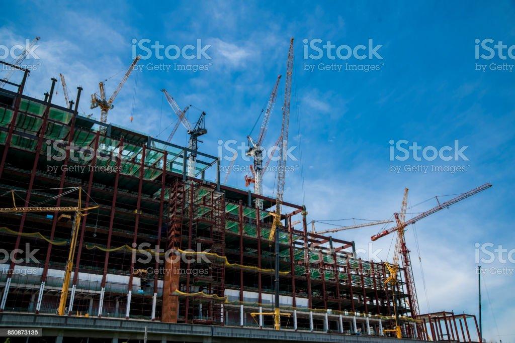 construct stock photo
