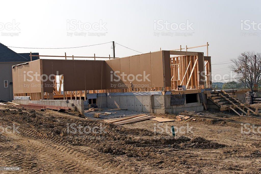construction 05 stock photo
