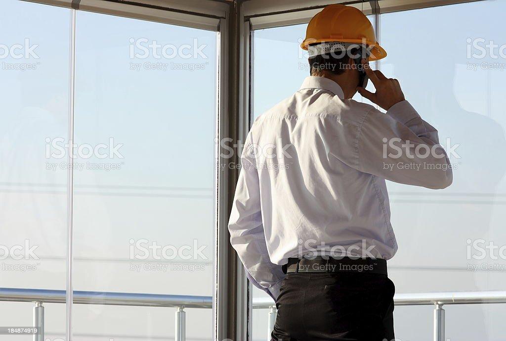 Construction Engineering stock photo