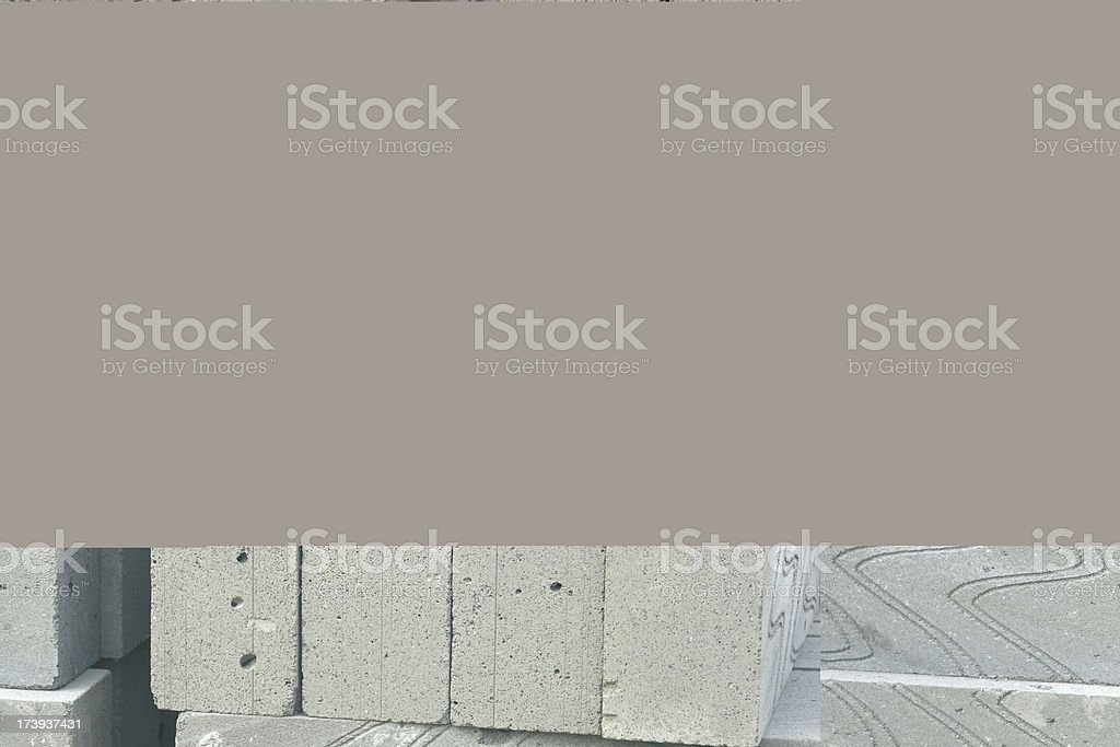 Construction materials royalty-free stock photo