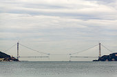 Construction of the third bridge on Bosporus,Istanbul