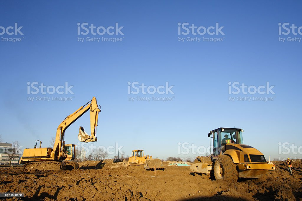 Construction royalty-free stock photo
