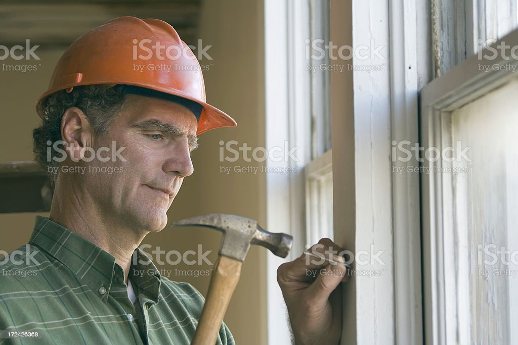 Construction Renovation royalty-free stock photo