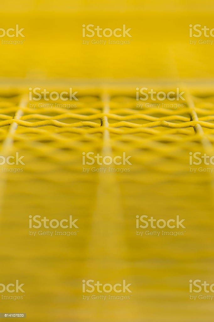 Construction rods - wire mesh stock photo