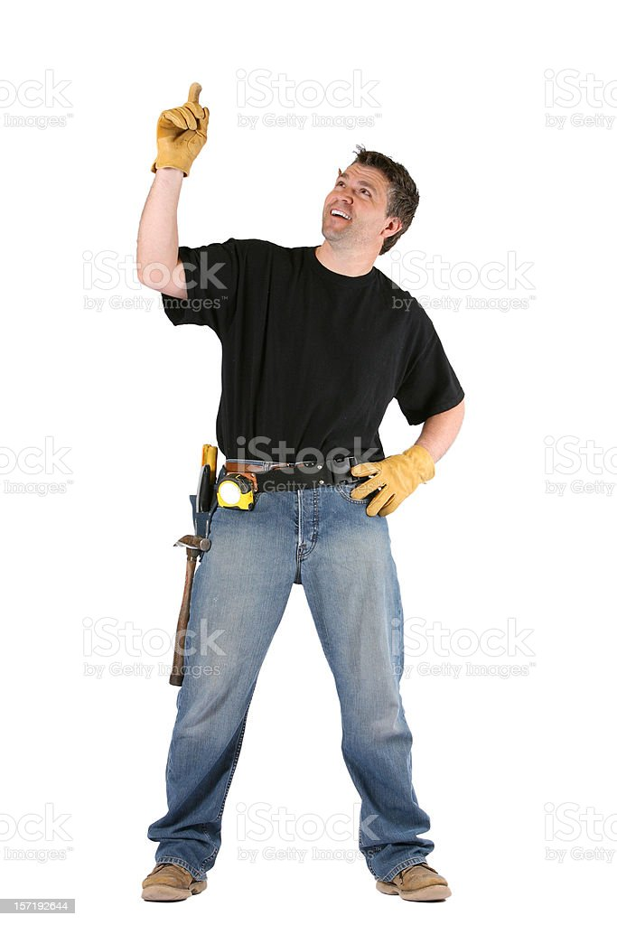 Construction Series royalty-free stock photo