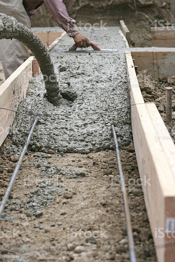 Construction Series royalty-free stock photo